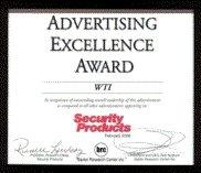 Advertisement Excellence Award | Copyright TeCHS