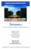 Advertisement Design | Copyright TeCHS 2007