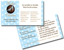 Business Cards | Copyright TeCHS