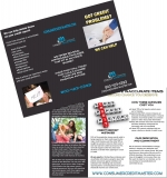 Tri-Fold Brochure | Copyright TeCHS 2012