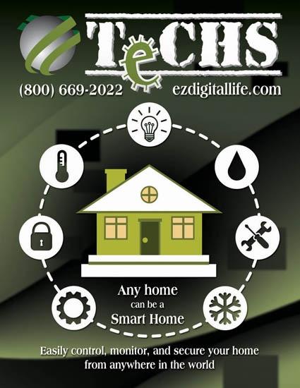 Smart Home system installation