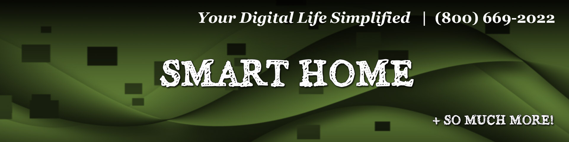 Smart Home Banner