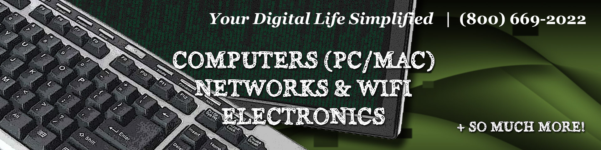 TeCHS | Your digital life simplified