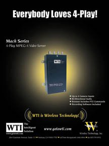 Ad Design for WTI | TeCHS