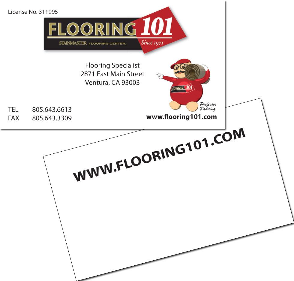 Business Card Design   TeCHS