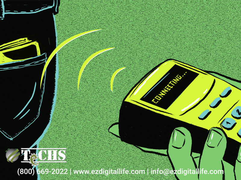 electric pickpocketing