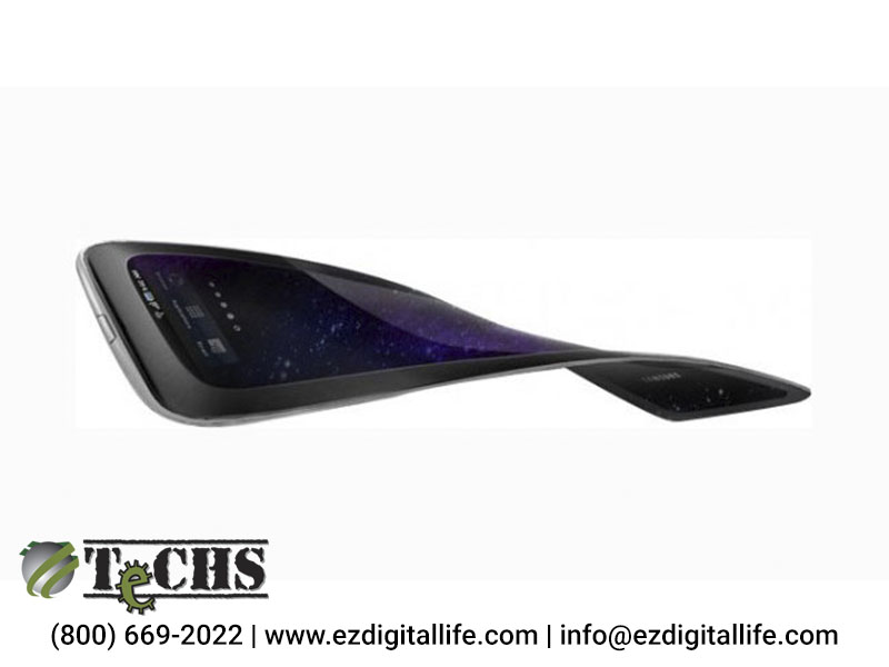 flexible cell phone