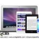 laptop tablet ereader cellphone